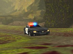 3D Off-Road Police Car Racing - eXtreme Dirt Road Wanted Pursuit Game FREE 1.0 Screenshot