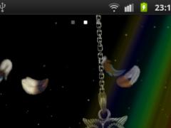 3D Owl Pendant Live Wallpaper 1.01 Screenshot