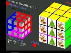3D Panoramic Rubik's Cube 2.7 Screenshot