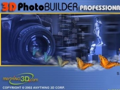 3D Photo Builder Professional Edition 2.3 Screenshot