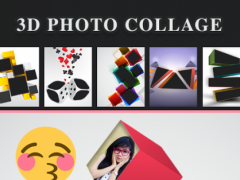 3D Photo Collage Editor 1.0 Screenshot