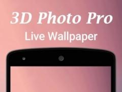 3D Photo Pro Live Wallpaper 1.0.0 Screenshot