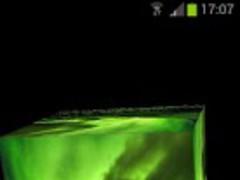 3D Polar Aurora Live Wallpaper 1.0 Screenshot