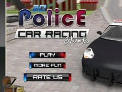 3D Police Car Stunts Simulator 1.0 Screenshot
