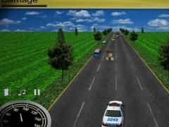 3D Police Rush 1.1 Screenshot