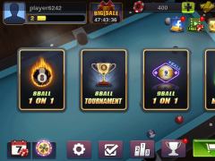 Review Screenshot - 3D Pool Ball, play online cuesports