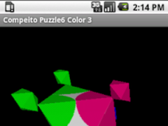 3D puzzle Compeito 1.2.2 Screenshot