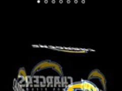 3D San Diego Chargers LWP 1.00 Screenshot