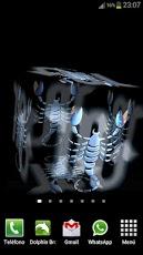 3D Scorpio Live Wallpaper 130 Free Download