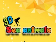 3D SEA ANIMALS 1.0 Screenshot