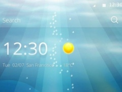 3D Sea Theme 1.1.5 Screenshot