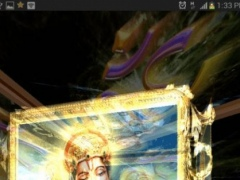 3D Shree Hanuman LWP 3.3 Screenshot