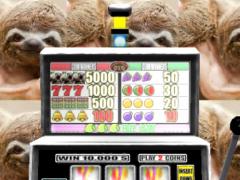3D Sloth Slots Slots - Free 2 Screenshot