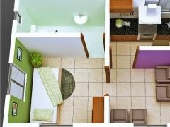 3D Small House Plan 2.0 Screenshot