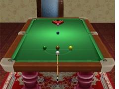 3D Snooker Online Games 1.8 Screenshot