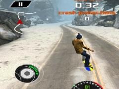 3D Snowboard Racing PRO - Full eXtreme Snowboarding Hero Version 1.0 Screenshot