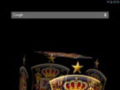 3D Spain Football LWP 1.00 Screenshot
