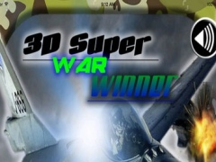 3D Super War Winner: Fun Plane 1.0 Screenshot