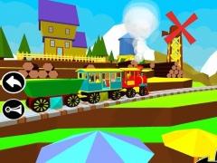 3D Train Driving Game For Kids 1.2 Screenshot