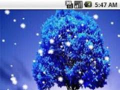 3D Trees Live Wallpaper 1.0 Screenshot