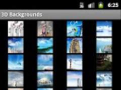 3D Wallpapers & Backgrounds HD 1.0 Screenshot