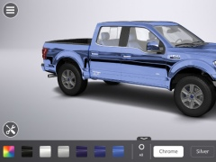 Review Screenshot - 3D Car Tuning – Customize Cars to Your Heart's Content