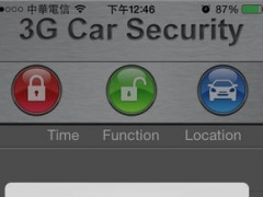 3G Car Security 5.03 Screenshot