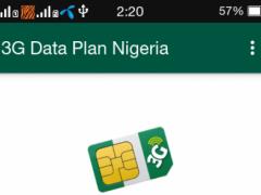 3G Data Plan Nigeria 1.0.0 Screenshot