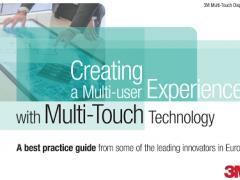 3M™Multi-Touch  Screenshot