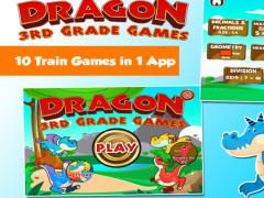 3rd Grade Dragon Kids Games 2.50 Screenshot