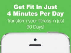 4 Minute Burpee Challenge - Get Fit in 90 Days of Intensive Tabata Interval Training 1.0 Screenshot