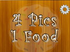 4 Pics 1 Food 1.4 Screenshot