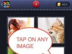 4 Pics 1 Word Cheat AllAnswers 3.1.0 Screenshot