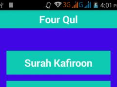 4 Qul For Kids Four Surahs Qul 1 0 Free Download
