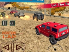 4 X 4 Jeep Racer Pro 1.0 Screenshot