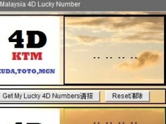 4D Jackpot Lucky Number 2 0 Free Download