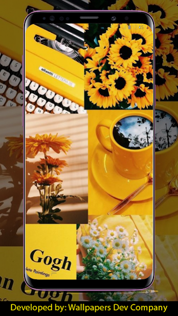 4k Yellow Vsco Wallpapers 1 0 Free Download