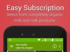 4S Milk & Milk Products 1.2 Screenshot