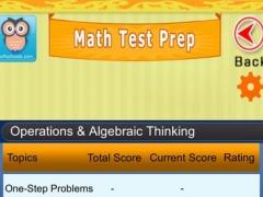 4th Grade Math Test Prep 1.0 Screenshot