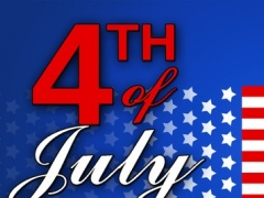 4th of July Greeting Cards - Create and Write Happy Independence Day eCard.s 1.0 Screenshot