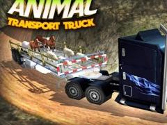 4x4 Animal Transport Truck 3D 2.0 Screenshot