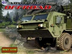 4x4 Army Truck Sim Offroad 1.1 Screenshot