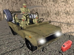 4x4 Offroad Army Jeep Drive Simulator 2016 Free 1.0 Screenshot