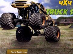 4x4 offroad truck simulator 1.0 Screenshot