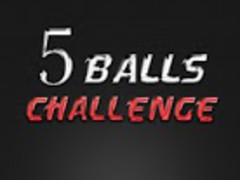 5 Balls Challenge 1.6 Screenshot