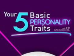 5 Big Traits 1.1 Screenshot