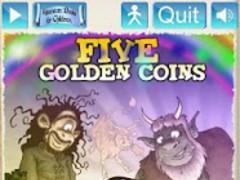 5 Golden Coins 1.0.2 Screenshot
