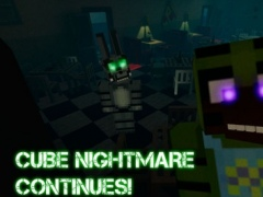 5 Nights at Cube Pizzeria 3D – 4 1.0 Screenshot