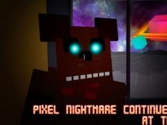 5 Nights at Cube Pizzeria on Moon 1.0 Screenshot