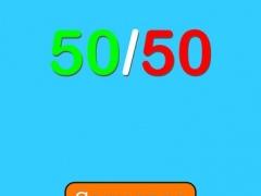 50/50 GAME 1.1 Screenshot